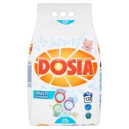 Multi Powder Proszek do prania tkanin białych  (128 prań)
