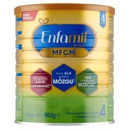 Premium MFGM 4 Mleko modyfikowane dla dzieci powyżej 2. roku życia