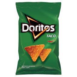 Taco Chipsy kukurydziane o smaku paprykowym