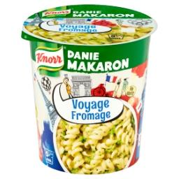 Voyage Fromage Danie makaron