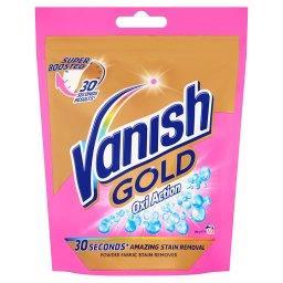 Gold Oxi Action Odplamiacz do tkanin w proszku  (10 prań)