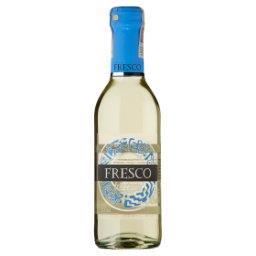 Frizzante Wino białe półsłodkie półmusujące polskie