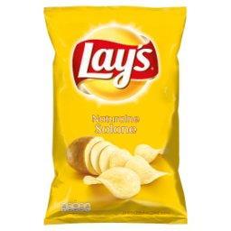 Naturalne solone Chipsy ziemniaczane