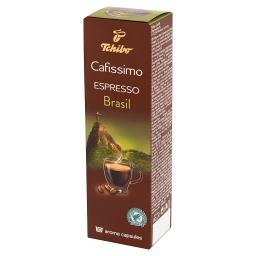 Cafissimo Espresso Brasil Kawa palona mielona 80 g (10 kapsułek)