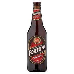 Piwo z naturalnym sokiem wiśniowym