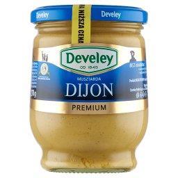 Musztarda Premium Dijon