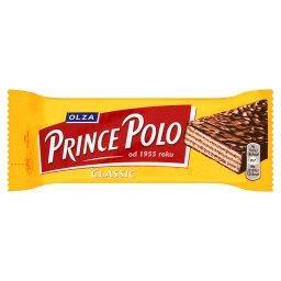 Prince Polo Classic Kruchy wafelek z kremem kakaowym...