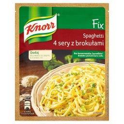 Fix Spaghetti 4 sery z brokułami
