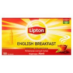 English Breakfast Herbata czarna  (50 torebek)