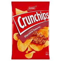 Chipsy ziemniaczane o smaku pieczone żeberka