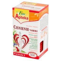 Formuła 2 Ciśnienie-Norma Suplement diety Herbatka ziołowa 40 g (20 torebek)