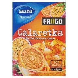 Frugo Pomarańczowe Galaretka