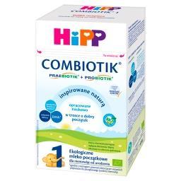 Combiotik 1 Ekologiczne mleko początkowe dla niemowl...