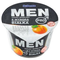 Men Pro Jogurt morelowy z wysoką zawartością białka
