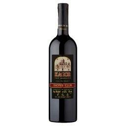 Wino czerwone słodkie mołdawskie 0,75 l