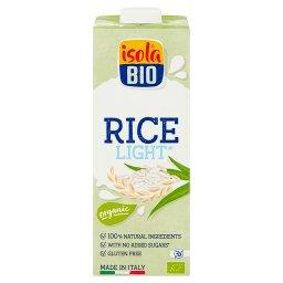 Light Napój ryżowy Bio