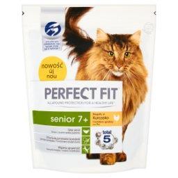 Senior 7+ Karma pełnoporcjowa dla starszych kotów