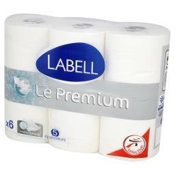 Papier toaletowy biały