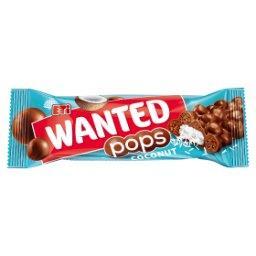 Wanted Baton kokosowy oblany chrupkami zbożowymi i p...