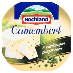 Camembert z zielonym pieprzem Ser