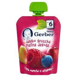 Deserek Jabłko gruszka malina jagoda po 6 miesiącu