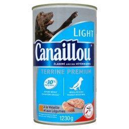 Light Pełnoporcjowa karma dla dorosłych psów z drobiem i marchewką