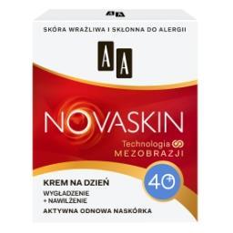 Novaskin 40+ krem na dzień wygładzenie + nawilżenie ...