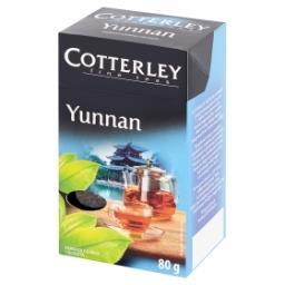 Yunnan Herbata czarna liściasta
