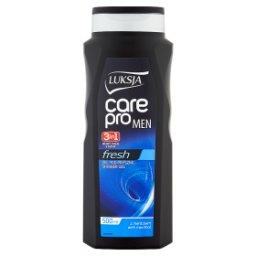 Care Pro Man Fresh Żel pod prysznic 3w1