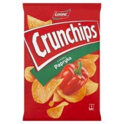 Chipsy ziemniaczane o smaku papryka