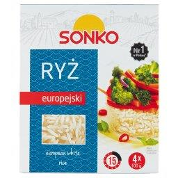 Ryż europejski 400 g (4 x )
