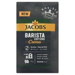 Barista Editions Crema Wolno prażona kawa ziarnista
