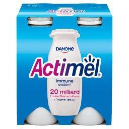 Actimel Mleko fermentowane o smaku klasycznym 400 g