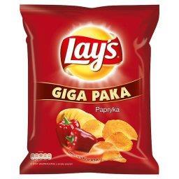 Papryka Chipsy ziemniaczane