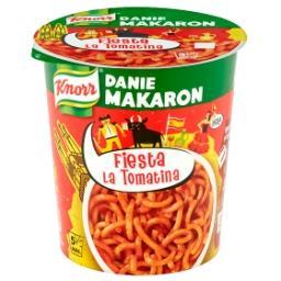 Fiesta La Tomatina Danie makaron