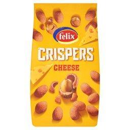 Crispers Orzeszki ziemne smażone w skorupce o smaku serowym