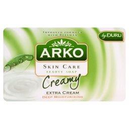 Skin Care z dodatkowym kremem Głęboko nawilżające mydło kosmetyczne