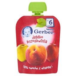 Deserek Jabłko brzoskwinia po 6 miesiącu