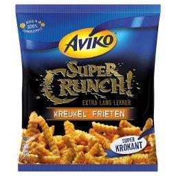 Super Crunch Ekstra chrupiące karbowane frytki
