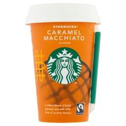 Napój mleczny Caramel Macchiato 220 ml