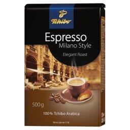 Espresso Milano Style Elegant Roast Kawa palona ziarnista