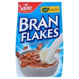Bran Flakes Płatki zbożowe pełnoziarniste z dodatkiem otrąb pszennych