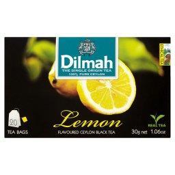 Cejlońska czarna herbata z aromatem cytryny 30 g (20...