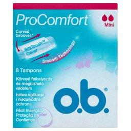 ProComfort Mini Tampony 8 sztuk
