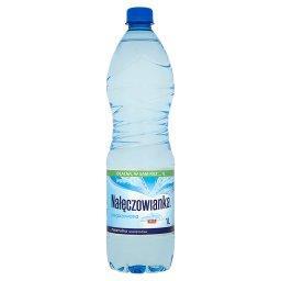 Woda mineralna niegazowana 1 l