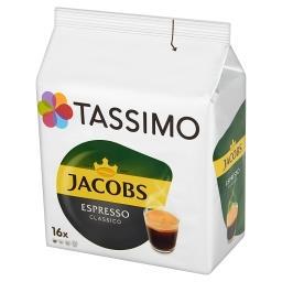 Jacobs Espresso Classico Kawa mielona 118,4 g (16 kapsułek)