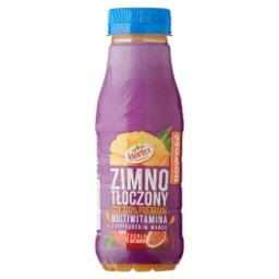 Sok 100% premium zimnotłoczony multiwitamina z afrykańskim mango