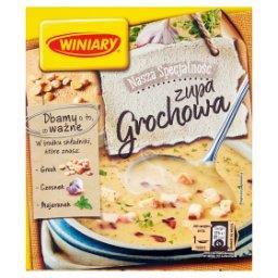 Nasza Specjalność Zupa grochowa