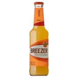 Breezer Orange Napój alkoholowy na bazie rumu