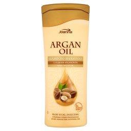 Argan Oil Szampon z olejkiem arganowym włosy suche i zniszczone